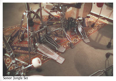 Sonor Jungle Set - Pic 2 of 2
